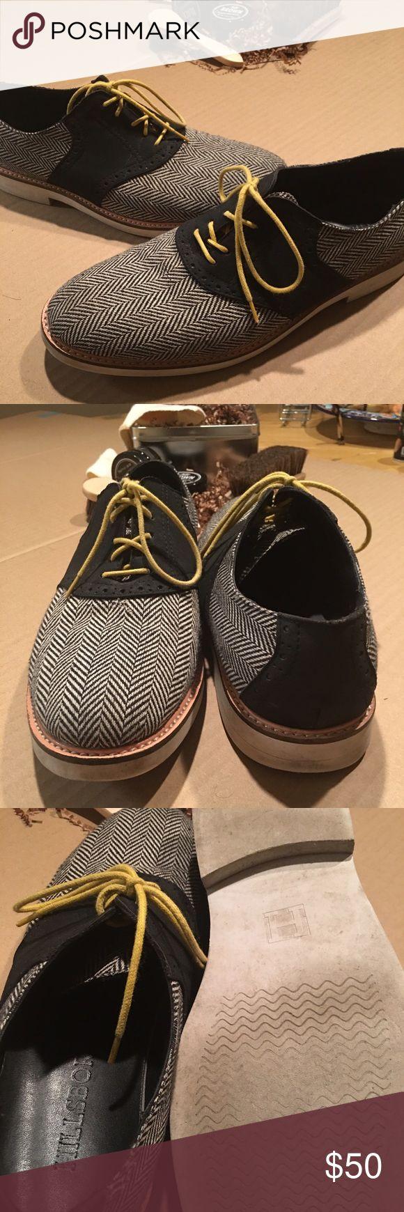 Hillsboro Saddle Shoes