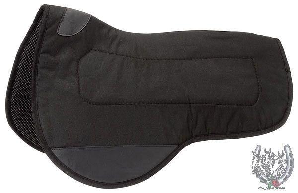 Mule Air Flow Contour Fit Saddle Pad (Black or Brown) #Tough1 #MuleAirFlowPad