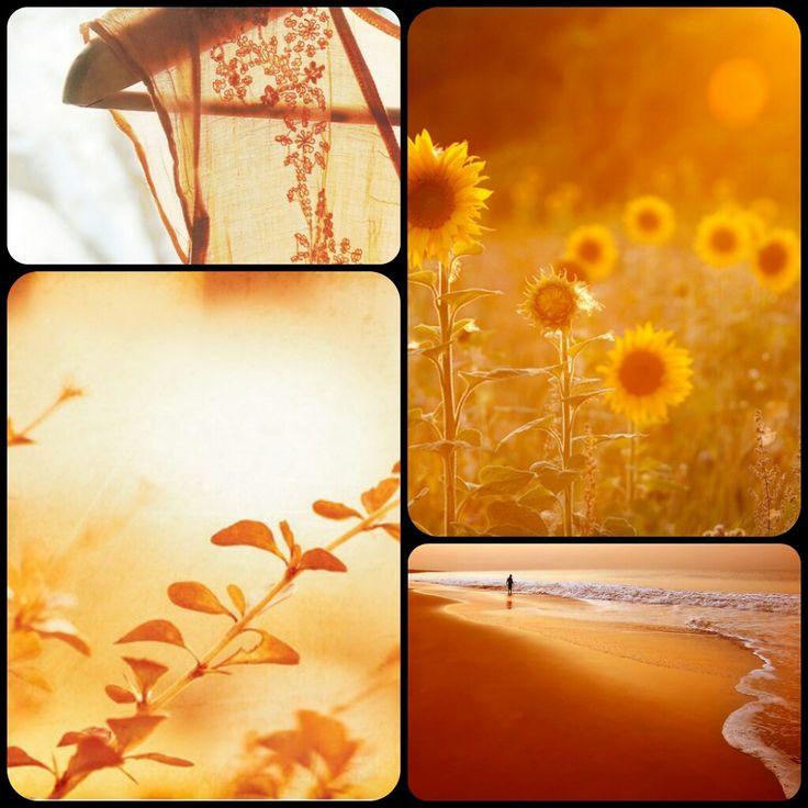 Inspirație în culori #pastel #orange #inspiration #moodboard