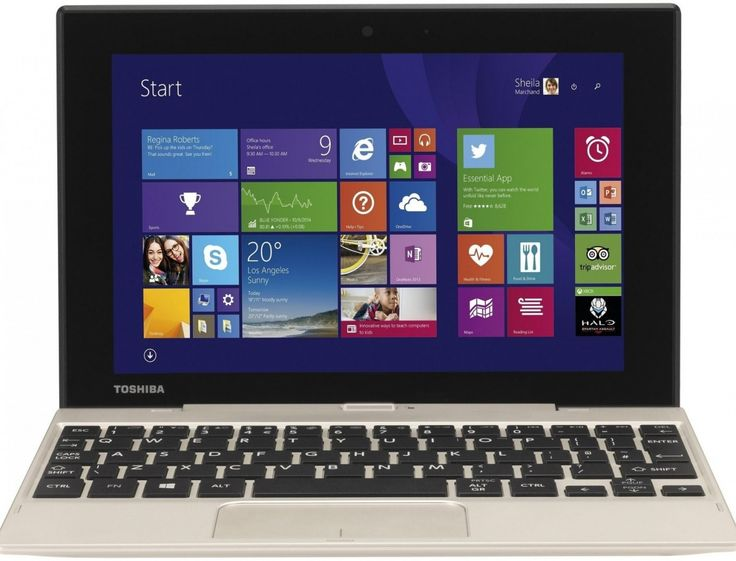 Buy Toshiba CLICK MINI L9W-B-100 Laptop Tablet PC