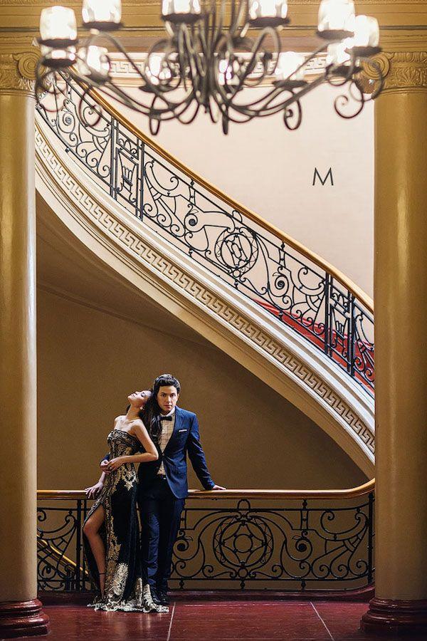 Toni Gonzaga and Paul Soriano Engagement Shoot | http://brideandbreakfast.ph/2015/06/08/paul-soriano-toni-gonzaga-prewedding/ | Photography: Metrophoto
