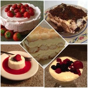 Ideeën voor kerst: Desserts