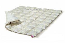Пуховое одеяло - Экопух 100% пух