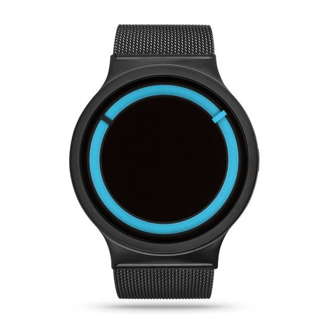 ZIIIRO eclipse metallic watch (various colours) | hardtofind.