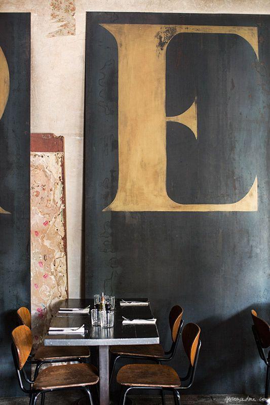 Best Shop  Cafes Images On   Restaurant Design