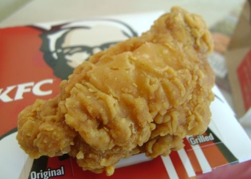GrubGrade | Review: Hot Wings from KFC