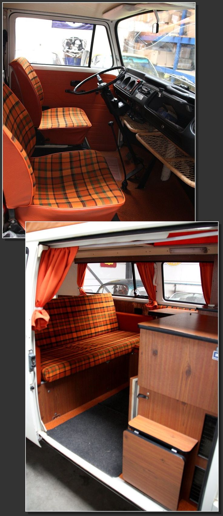 Les 25 meilleures id es concernant volkswagen camping cars for Interieur westfalia t3
