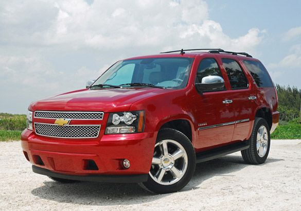 2012 Chevy Tahoe.
