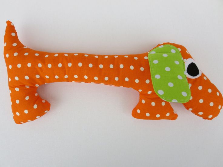 Hund von Froschkönigs Kinderwelt auf DaWanda.com