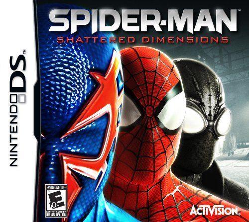 Spider-Man: Shattered Dimensions - Nintendo DS by Activision Inc., http://www.amazon.com/dp/B003ESDR78/ref=cm_sw_r_pi_dp_VS1Xsb0JMJC0E $18.49