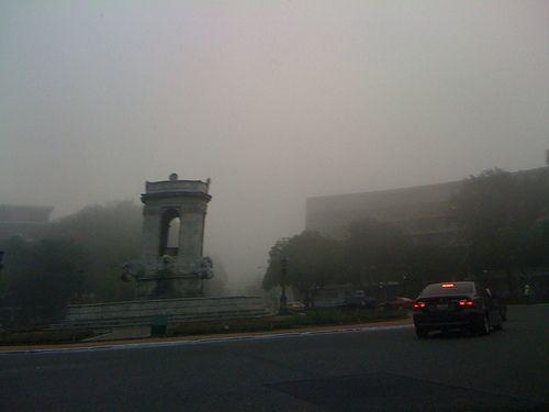 Guatemala : la niebla. El presagio que el frío se va - ClimaYa