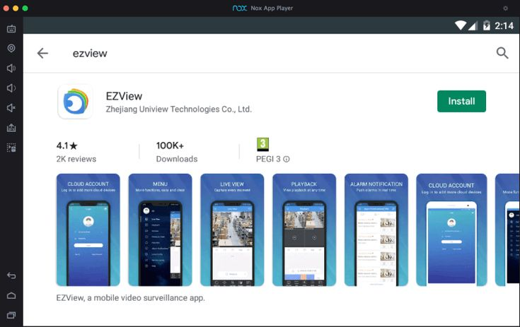 How To Use Ezview On Pc Download For Windows And Mac Techforpc Com In 2020 Remote Surveillance Video Surveillance Mobile Video
