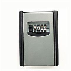 Metall+Dekoration+Schlüssel+Box+Passwort+Sperre+Wand+montiert+Millionen+Passwort+Aufbewahrungsbox+–+EUR+€+42.98