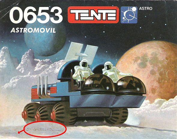 Tente building kit. LEGO block imitators.
