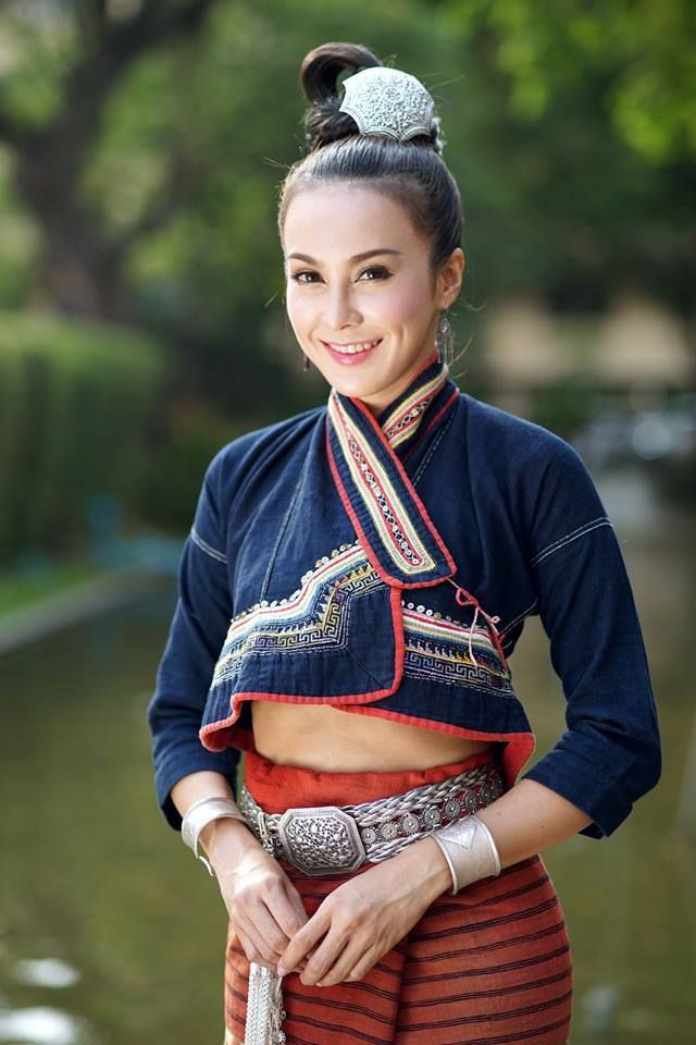 Traditional Thai Clothing & Costume - Dress for Man and Women