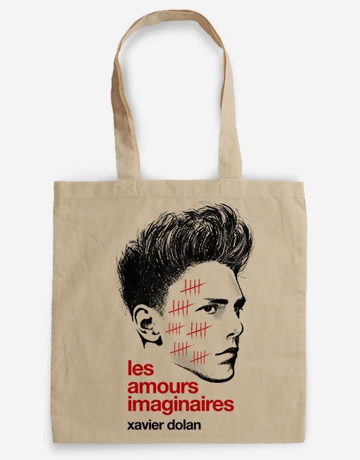 Xavier Dolan tote - Les amours imaginaires