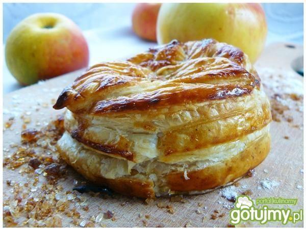 Zapiekane jabłko z daktylami i miodem. Naprawdę pyszne!
