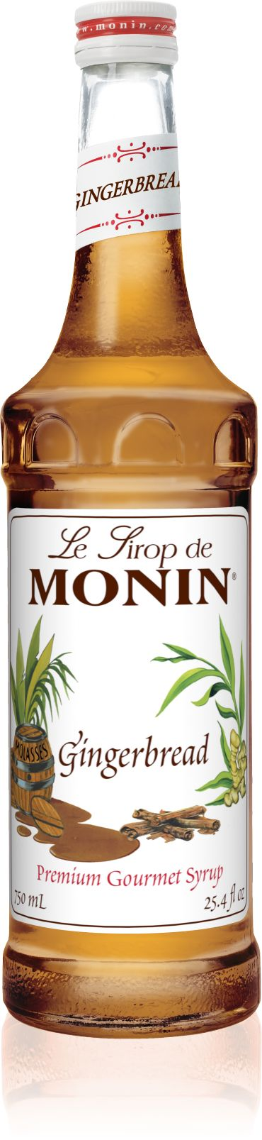 Monin Syrup - Gingerbread