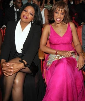 Bombshell Bond! Oprah Winfrey and Gayle King.