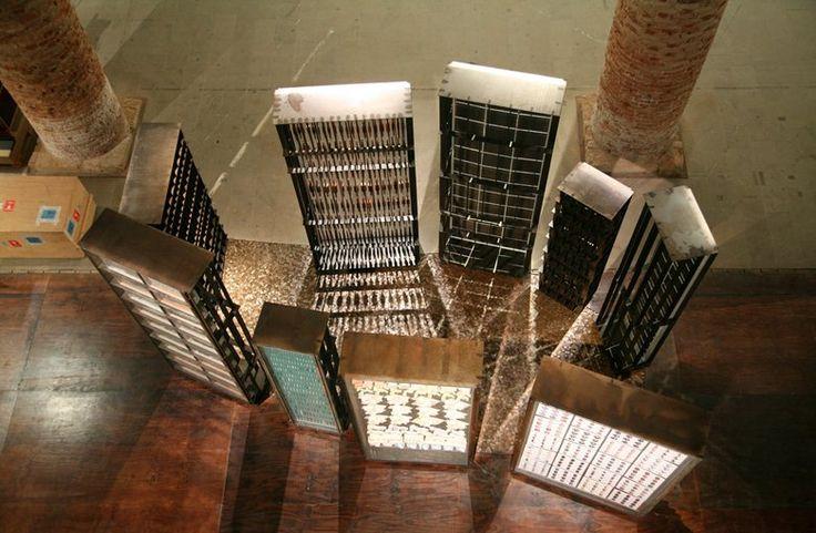 Copycat. Empathy and Envy as Form Makers, Venezia, 2012 - CZA - Cino Zucchi Architetti