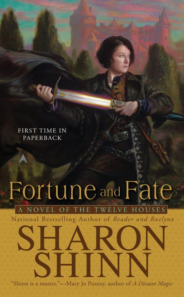 Amazon: Fortune And Fate Ebook: Sharon Shinn: Kindle Store