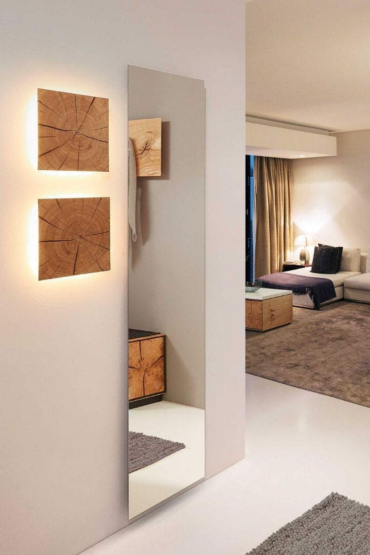 Wandleuchte Dryad Eiche Dryad Online Kaufen Bei Segmuller Indirekte Beleuchtung Wohnzimmer Beleuchtung Wohnzimmer Wandleuchte