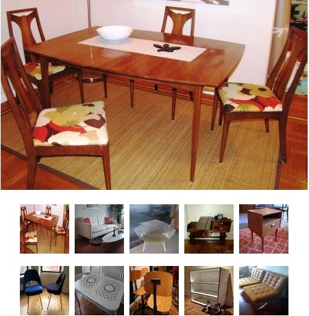 64 best images about Midcentury Dining Room on Pinterest | Dining ...