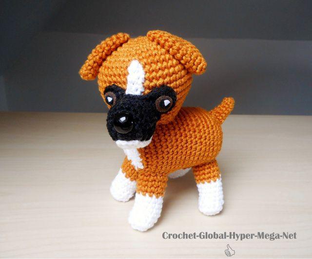 Mejores 269 imágenes de Idee crochettose - DOGS en Pinterest ...