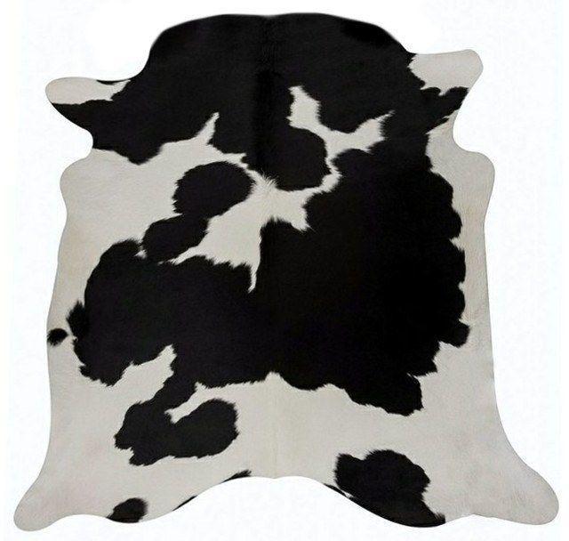 Alfombra Piel Vaca +1 Cojín Piel Cow Hide + 1 cushion Kuhfell tappich + 1 Kissen