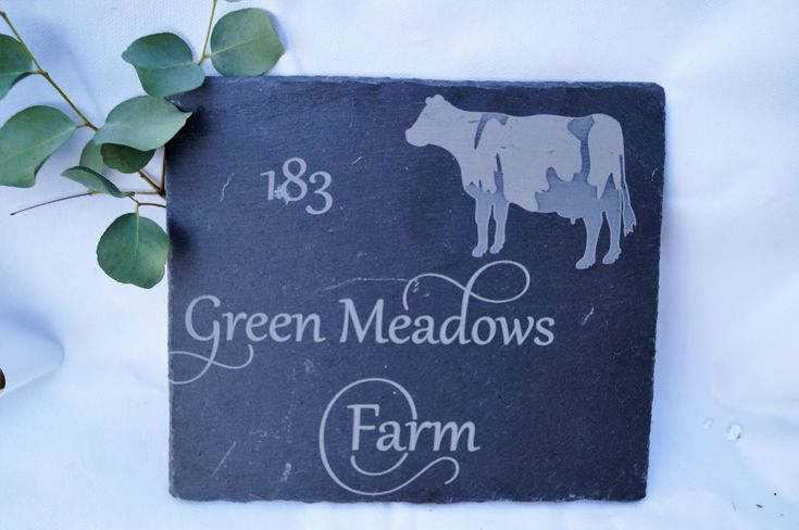 Slate house sign, slate shed, stable sign, personlaised sign, engraved sign, quote, house sign bespoke sign, house plaque, dads plaque, gift by celebrateyourway on Etsy