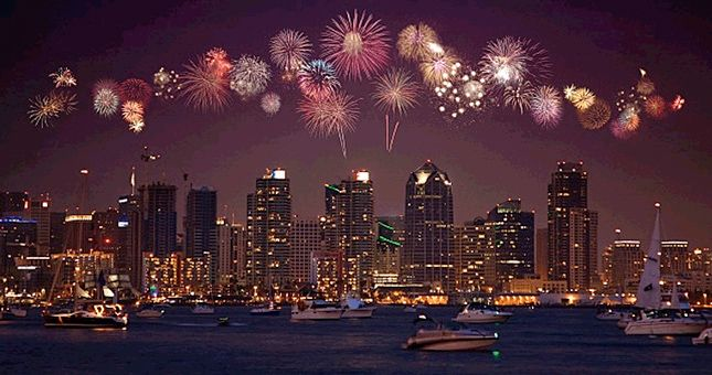 Celebrate 4th of July with the Big Bay Boom - One of the Largest Fireworks Show in America