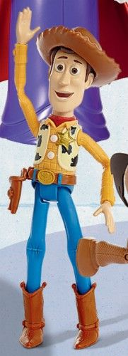 Toy Story Poseable Figure - Woody