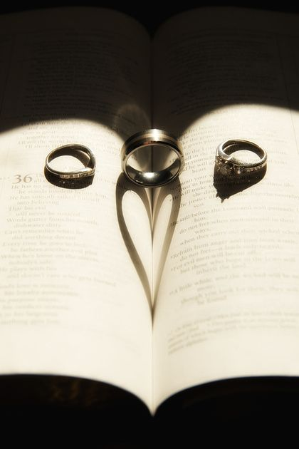 Wedding Ring Photography LOVE this!!!