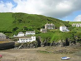 Port Isaac, Cornwall, U.K.Isaac Portwenn, Doc Martins, Favorite Places, Places I D, Port Issac, Cornwall England, Port Isaac, North Cornwall, Ferns Cottages