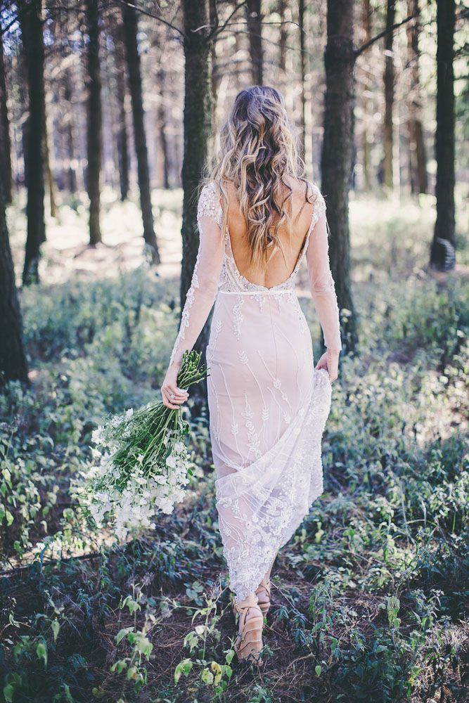 Glamorous, Budget-Savvy and Bohemian Wedding in South Africa: Jean & Brett
