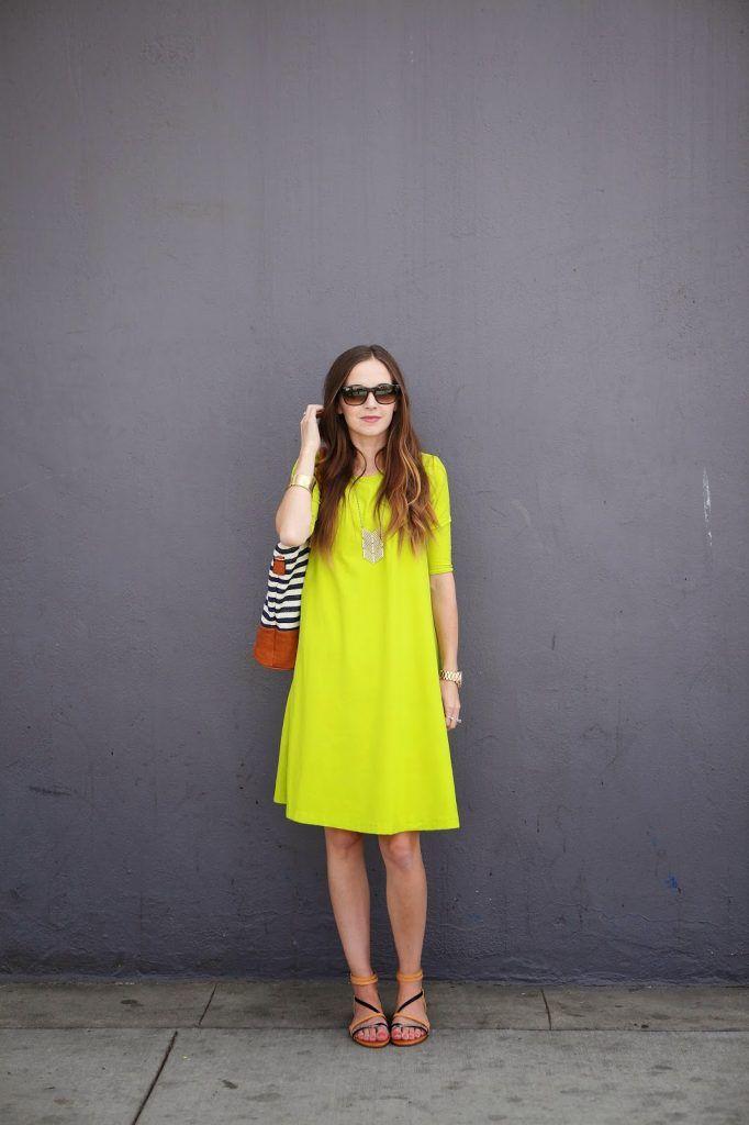 L'art de Merrick // Style + couture pour la fille de tous les jours: THE PERFECT SUMMER SWING DRESS (TUTORIAL)