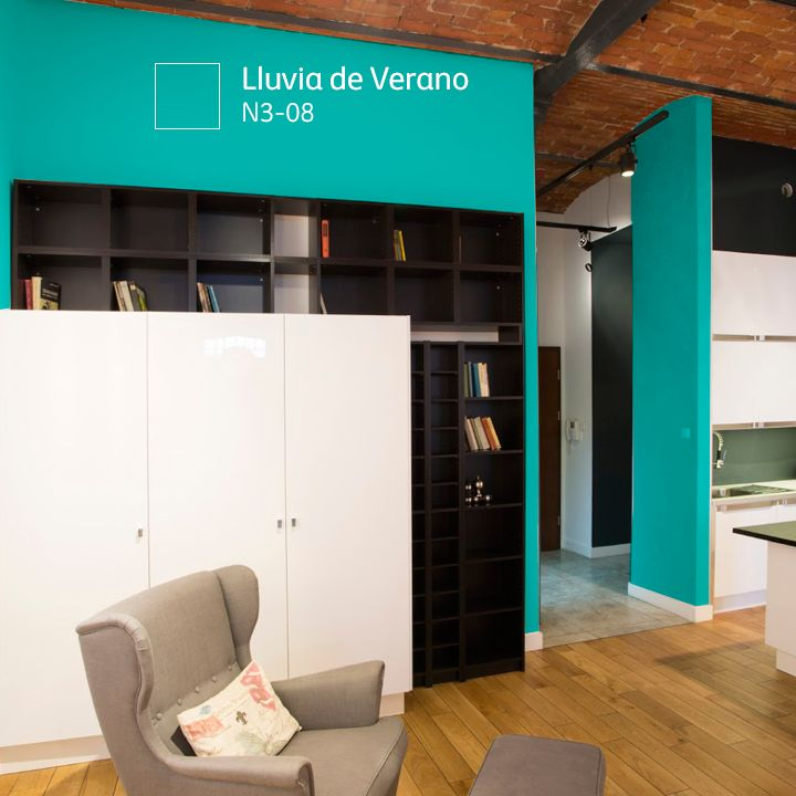 Prueba nuestro decorador virtual para darte una idea de - Tonos de pinturas para interiores ...