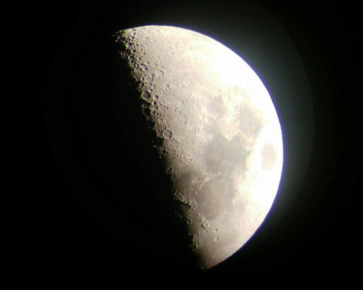 #moon #from #telescope #by #photospaul