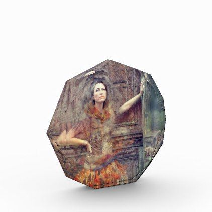 Fortress of Imagination Acrylic Award - diy cyo personalize design idea new special custom
