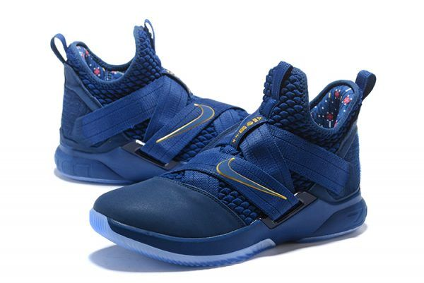 "best website 00d6f bfd62 2018 Nike LeBron Soldier 12 ""Agimat"" AO4054-500 