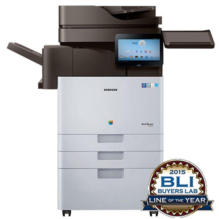 Samsung SL-K4350LX A3 Mono multifunction Print, copy, scan, optional fax K4 mono series 2015 BLI award