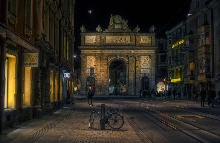 Innsbruck | Triumphpforte | (2015) - Innsbruck | Triumphpforte | (2015)