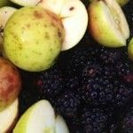 Apple & Blackberry Jam Easy to make tasty jam!