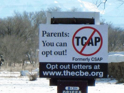 U.S. Parents: you can opt out of standardized tests! -- get all the info in this Q with Susan Ohanian