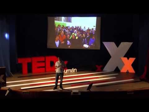 Mi receta para la felicidad: Agu de Marco en TEDx Tucuman 2012 - YouTube