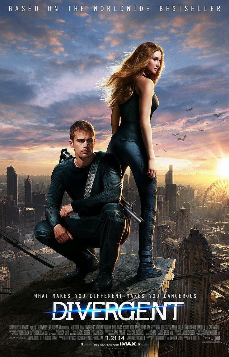 Movie Review: Divergent | I Smell Sheep
