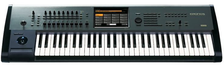 Piano Keyboard Korg