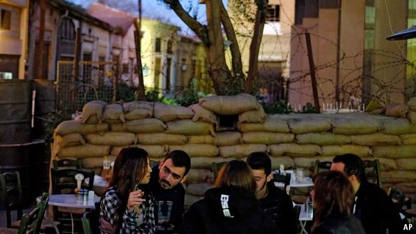 CYPRUS UNITED by the ECONOMIST: FEW places reveal the anguish of a frozen conflict better than the 180km long buffer zone between the internationally recognised Republic of Cyprus and the breakaway...