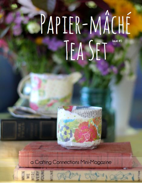 17 best images about paper mache clay on pinterest for Best paper for paper mache