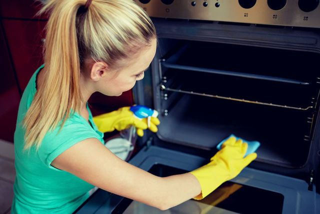 Single Oven Cleaning - Nationwide Coverage!